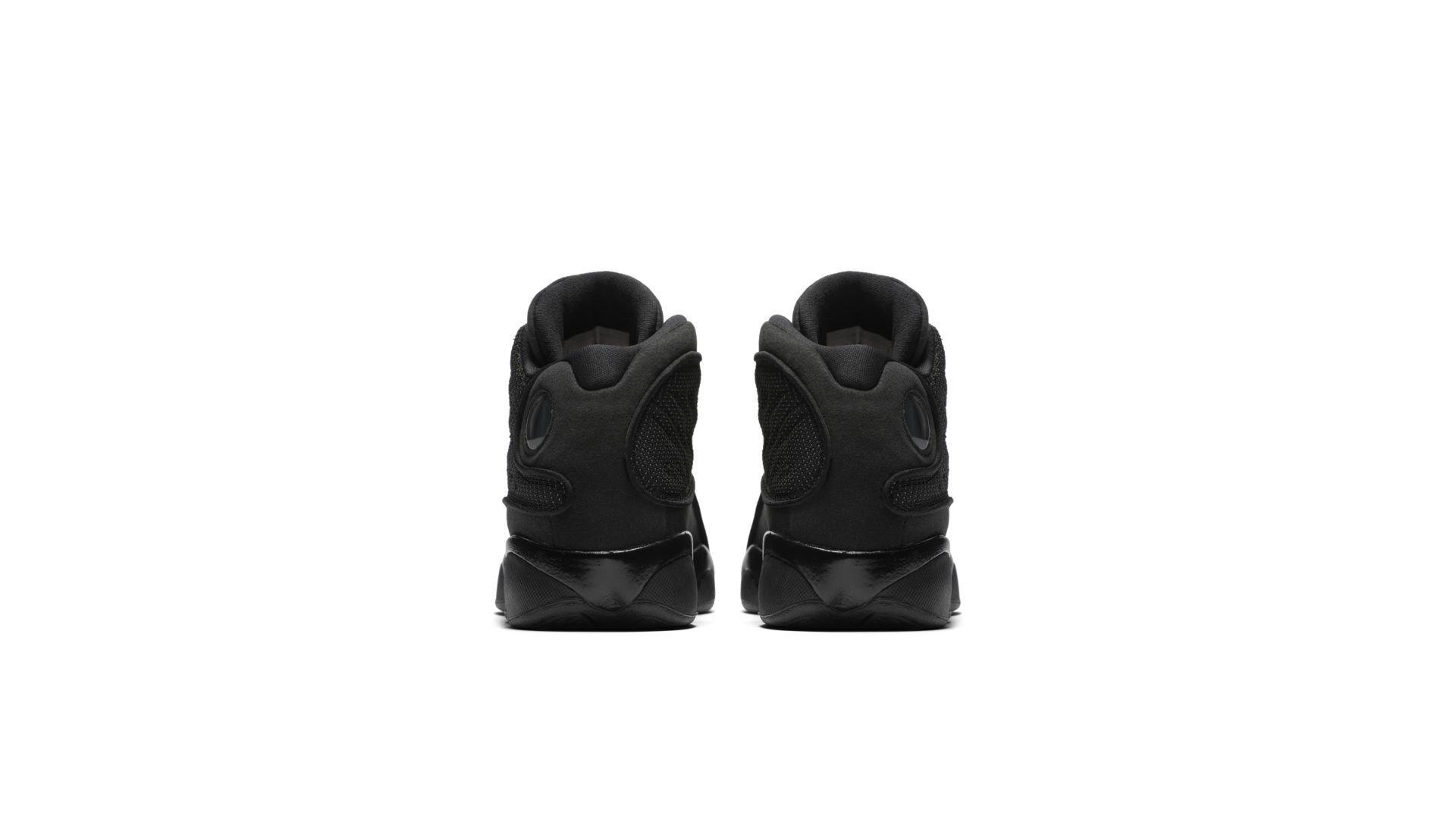 Jordan 13 Retro Black Cat (GS) (884129-011)