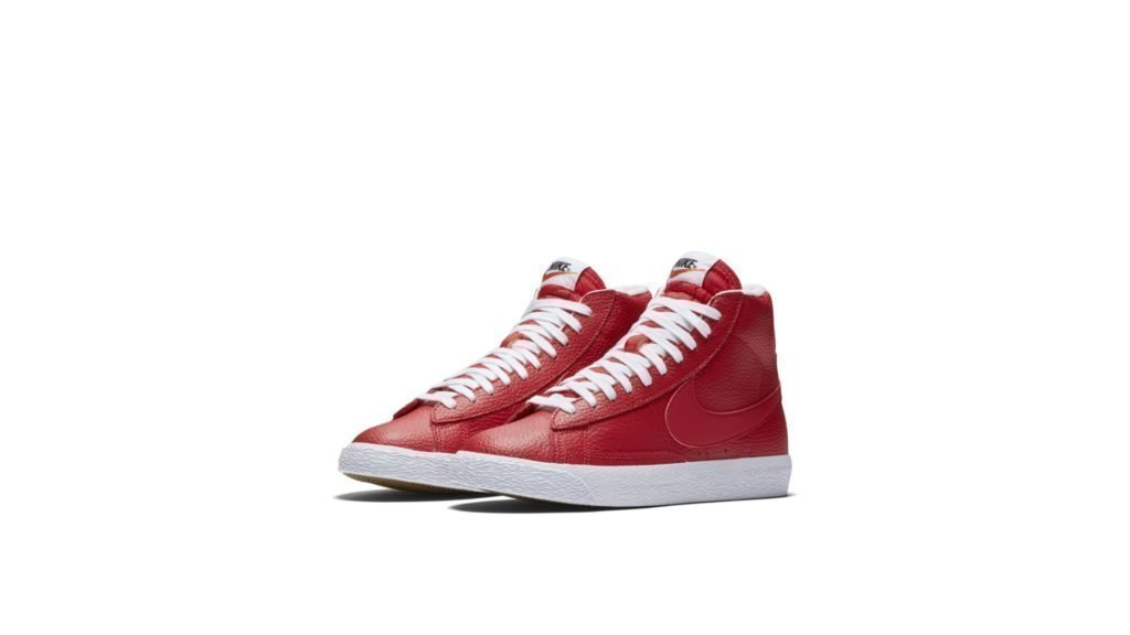 Nike Blazer Mid Game Red (GS)