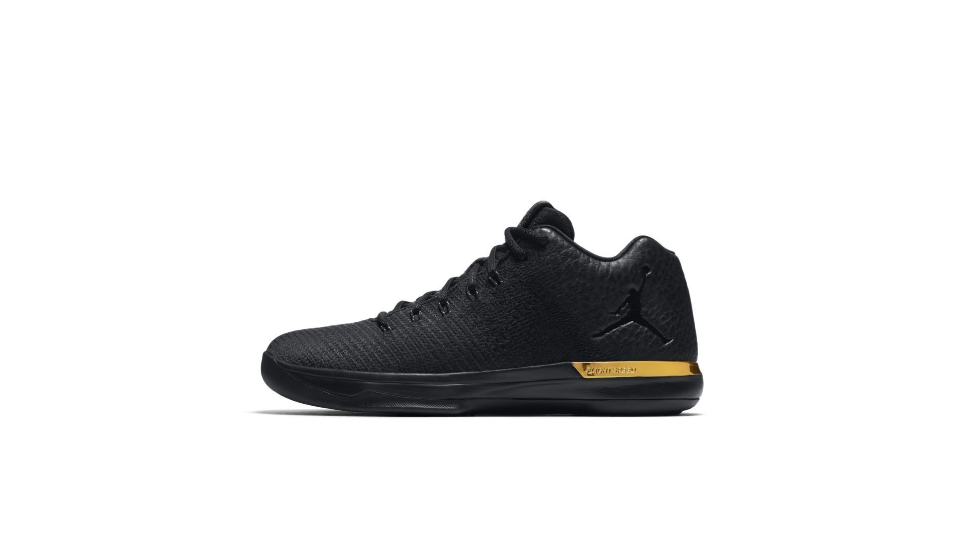 Jordan XXX1 Low Black Gold (897564-023)