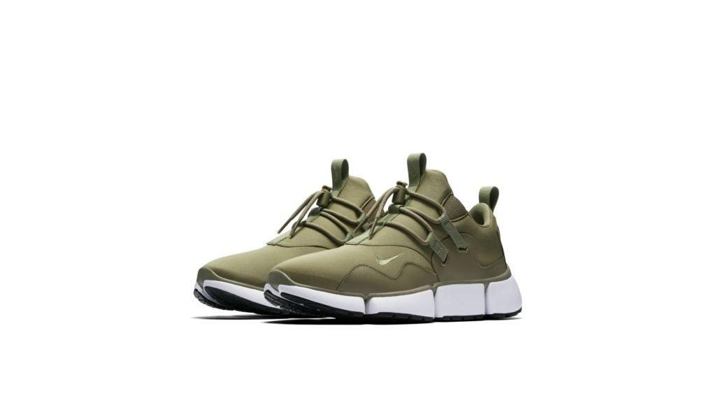 Nike Pocketknife DM Trooper Olive