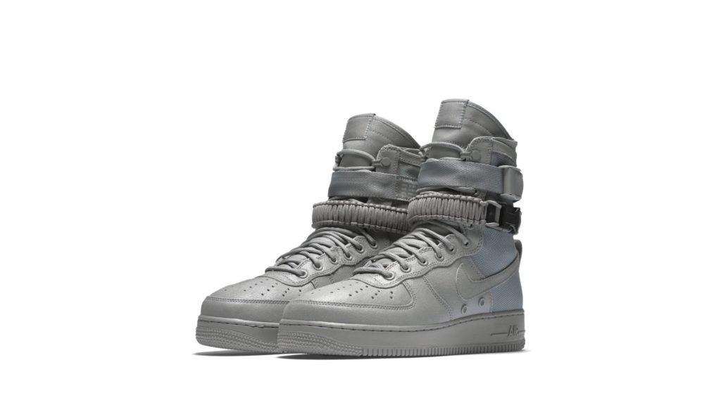 SF Air Force 1 Dust Grey