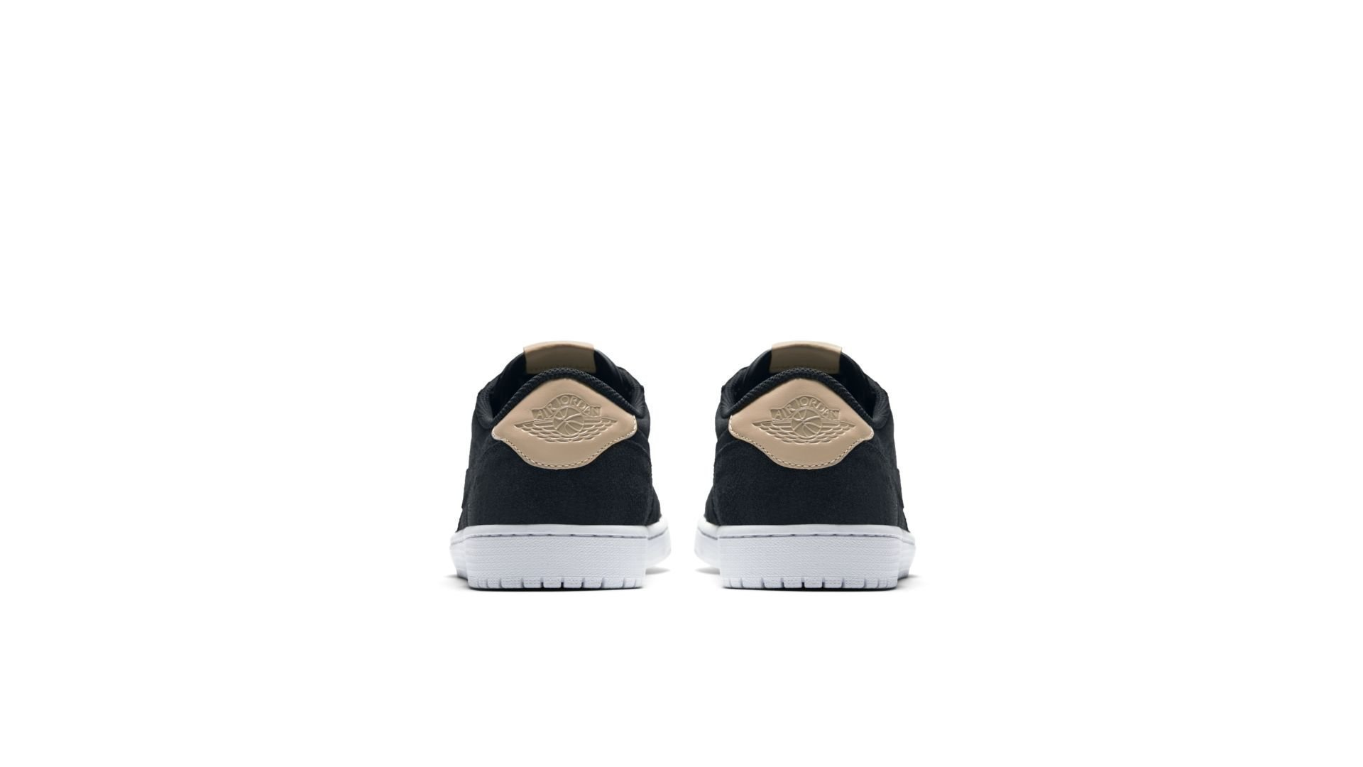 Jordan 1 Retro Low OG Black Vachetta (905136-010)