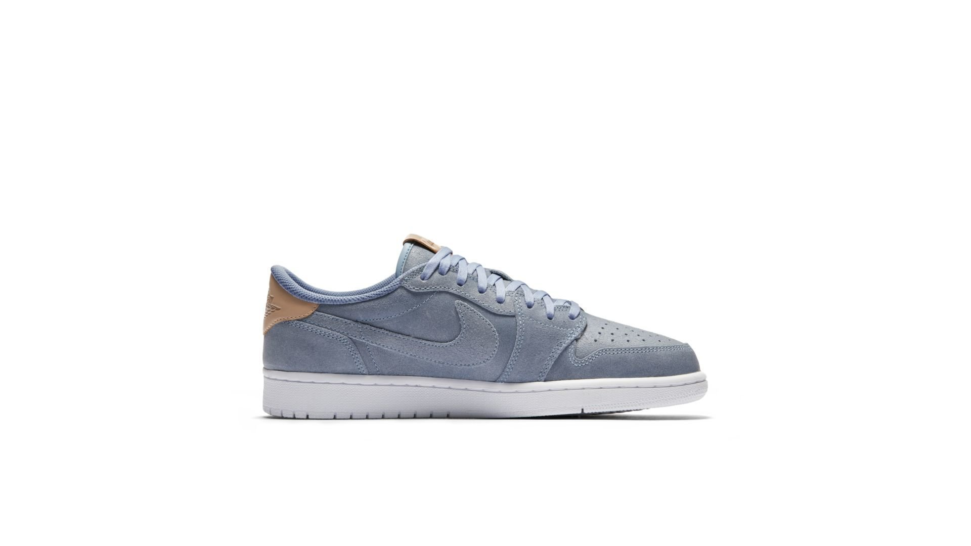 Jordan 1 Retro Low OG Ice Blue (905136-402)