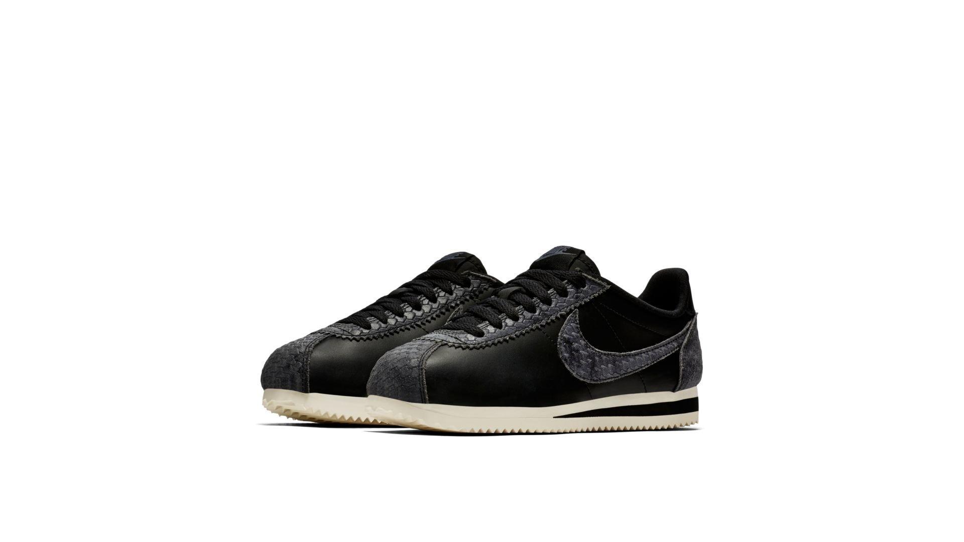 Nike Classic Cortez Black Snake (W) (905614-002)