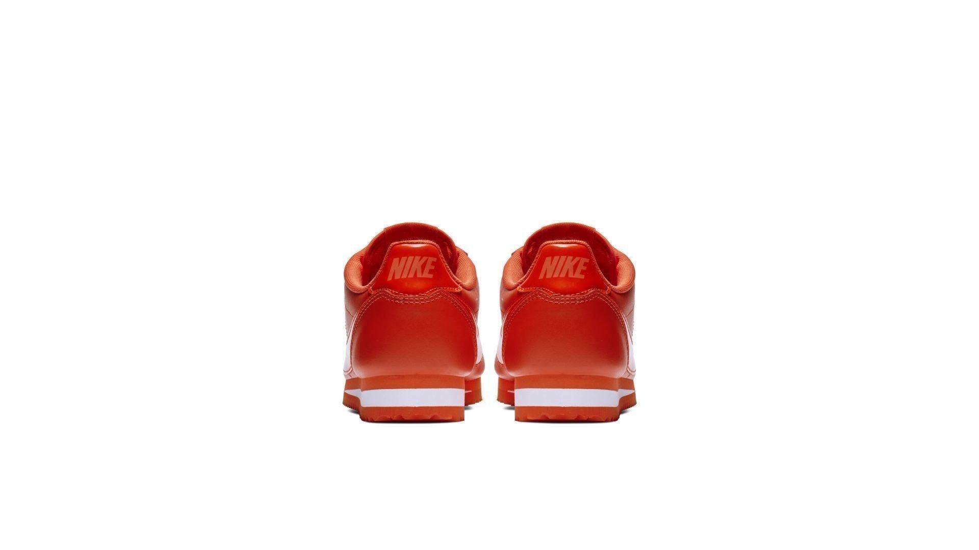 Nike Classic Cortez Team Orange (W) (905614-802)