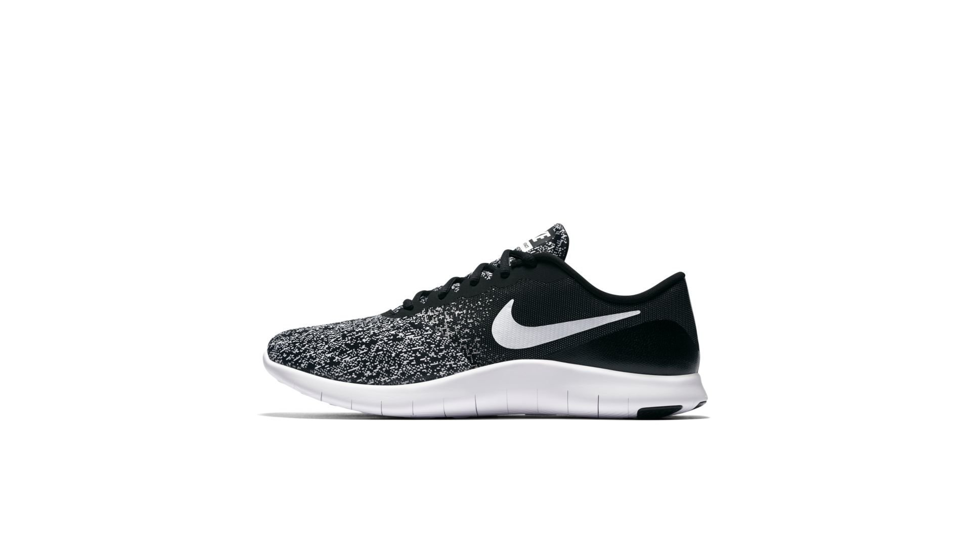 Nike Flex Contact Black White (908983-001)