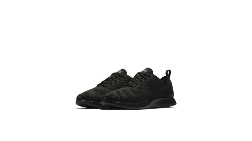 Nike Dualtone Racer Triple Black (GS)