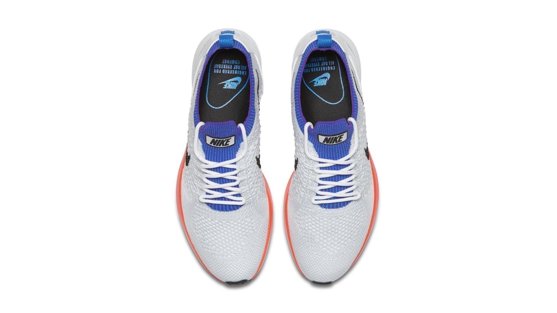 Nike Mariah Flyknit Racer Hyper Crimson (W) (917658-100)