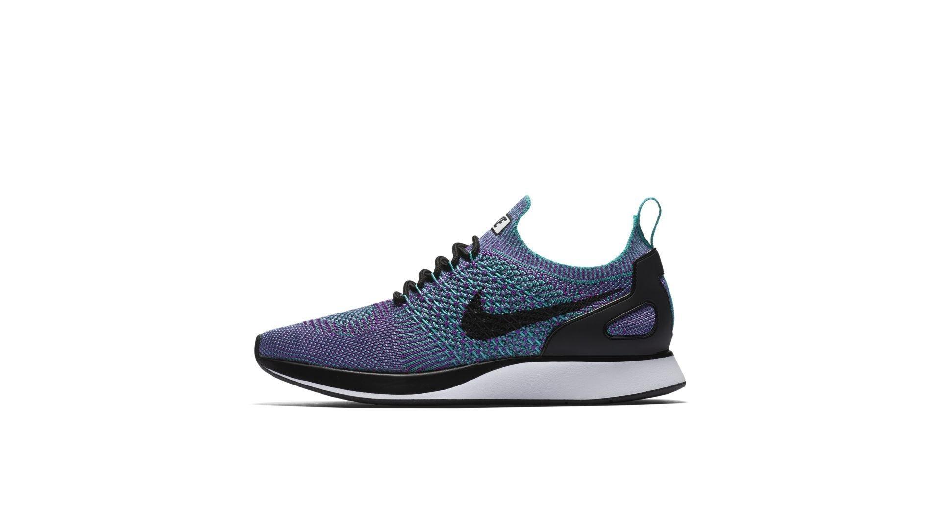 Nike Mariah Flyknit Racer Jade Violet (W) (917658-300)