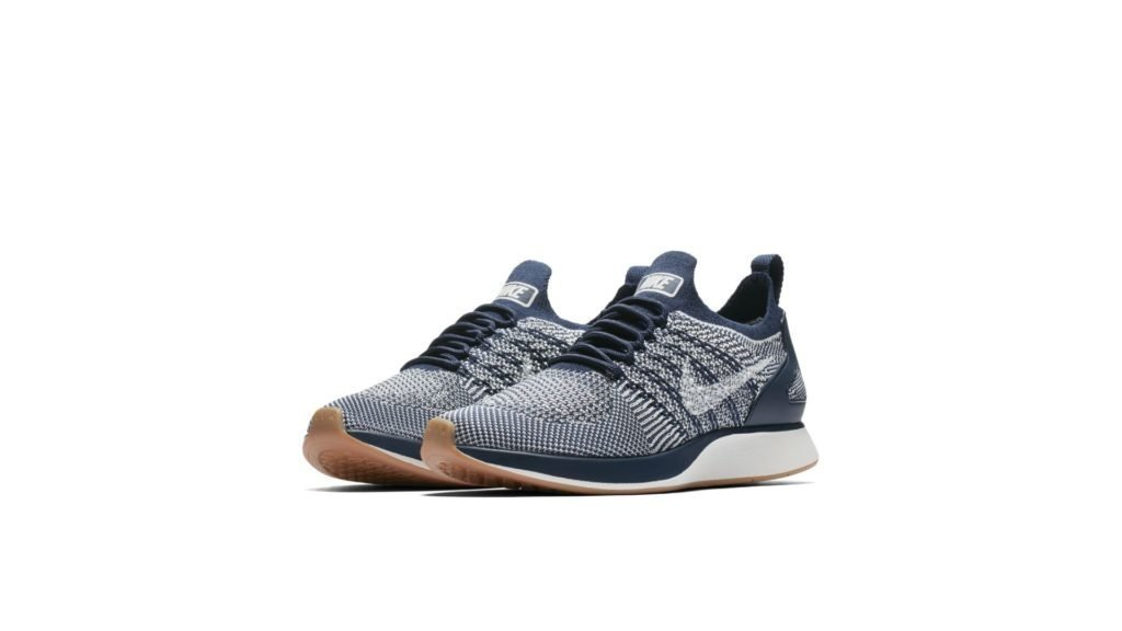 Nike Mariah Flyknit Racer College Navy (W)