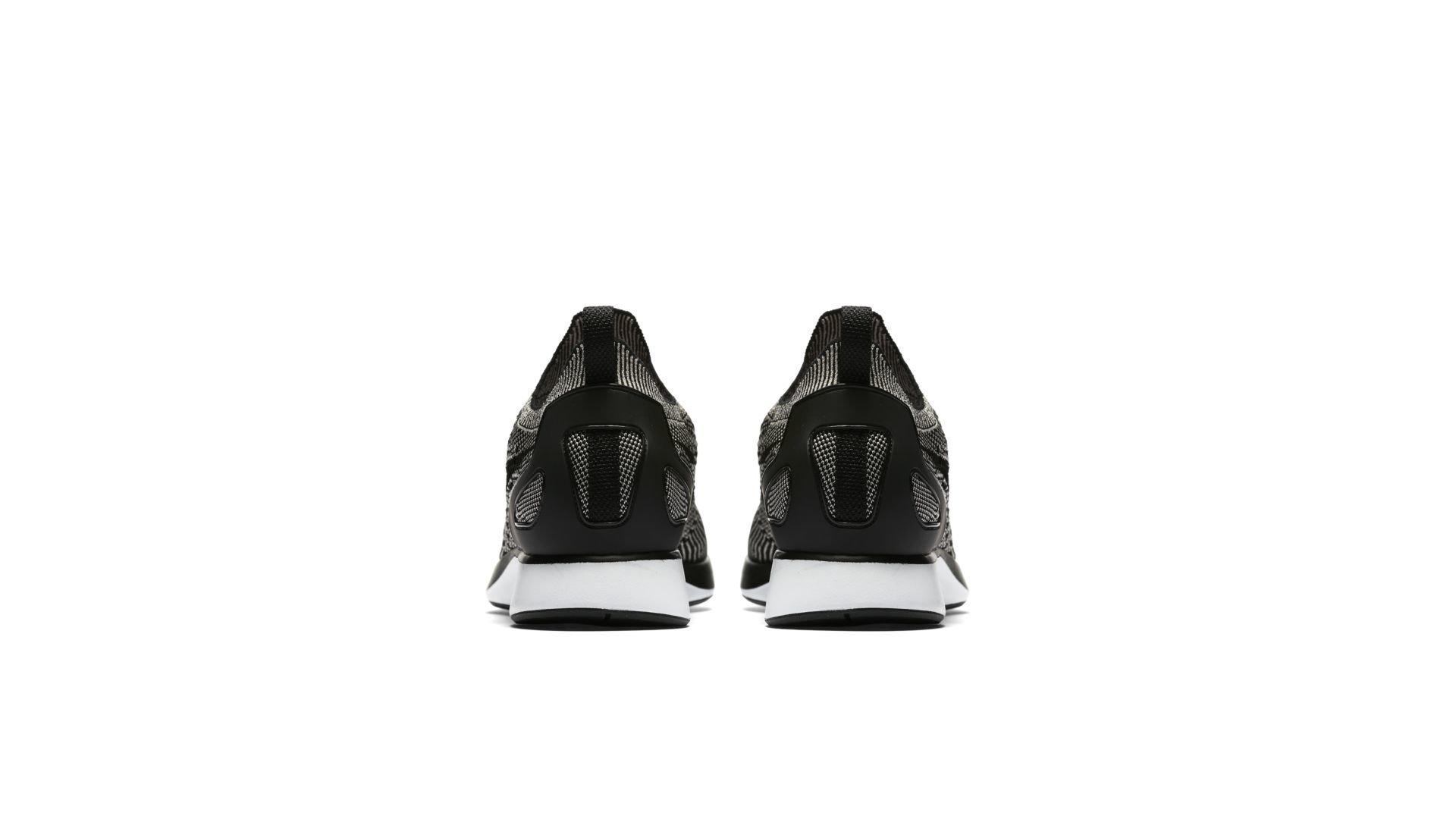 Nike Mariah Flyknit Racer Pale Grey Solar Red (918264-003)