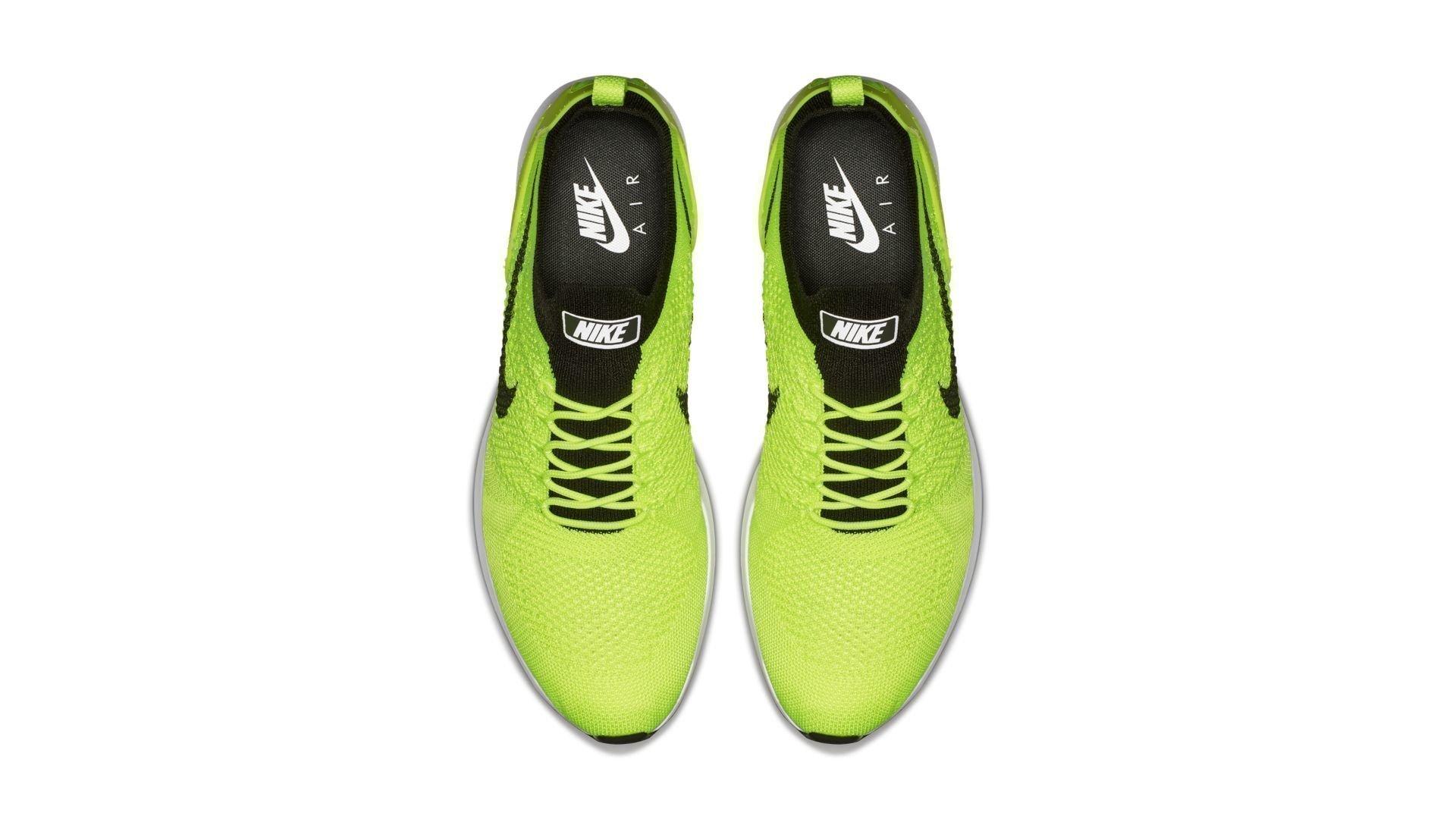 Nike Mariah Flyknit Racer Volt Sequoia (918264-700)