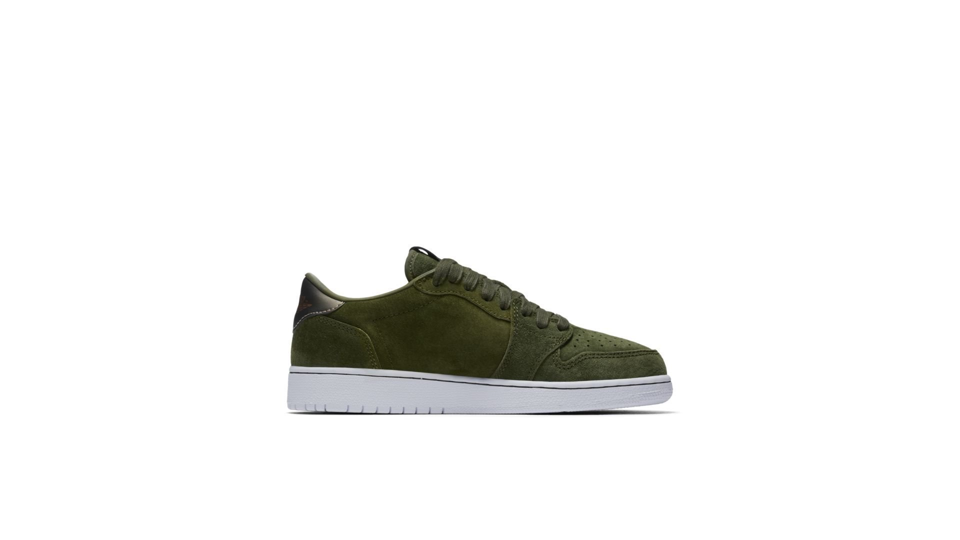 Jordan 1 Retro Low NS Legion Green (GS) (919705-330)