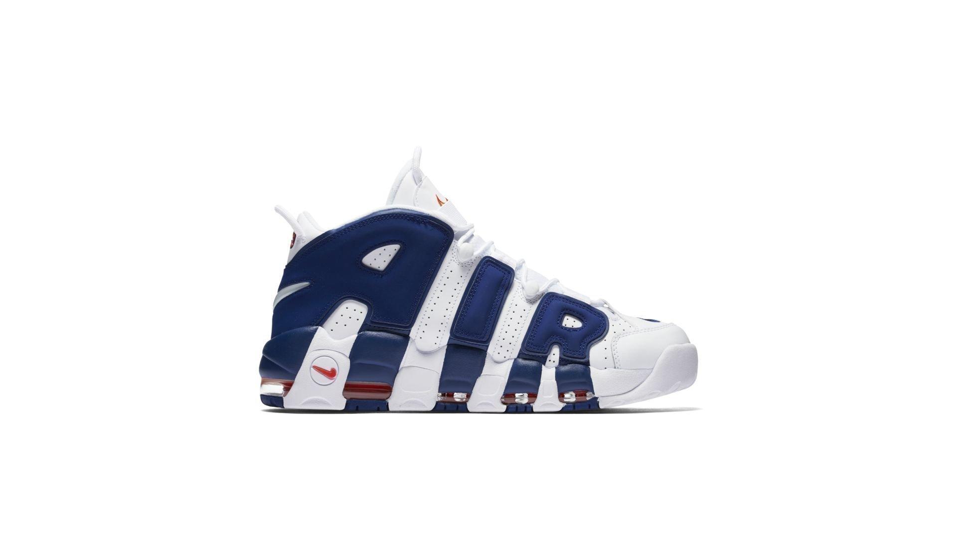 Nike Air More Uptempo Knicks (921948-101)