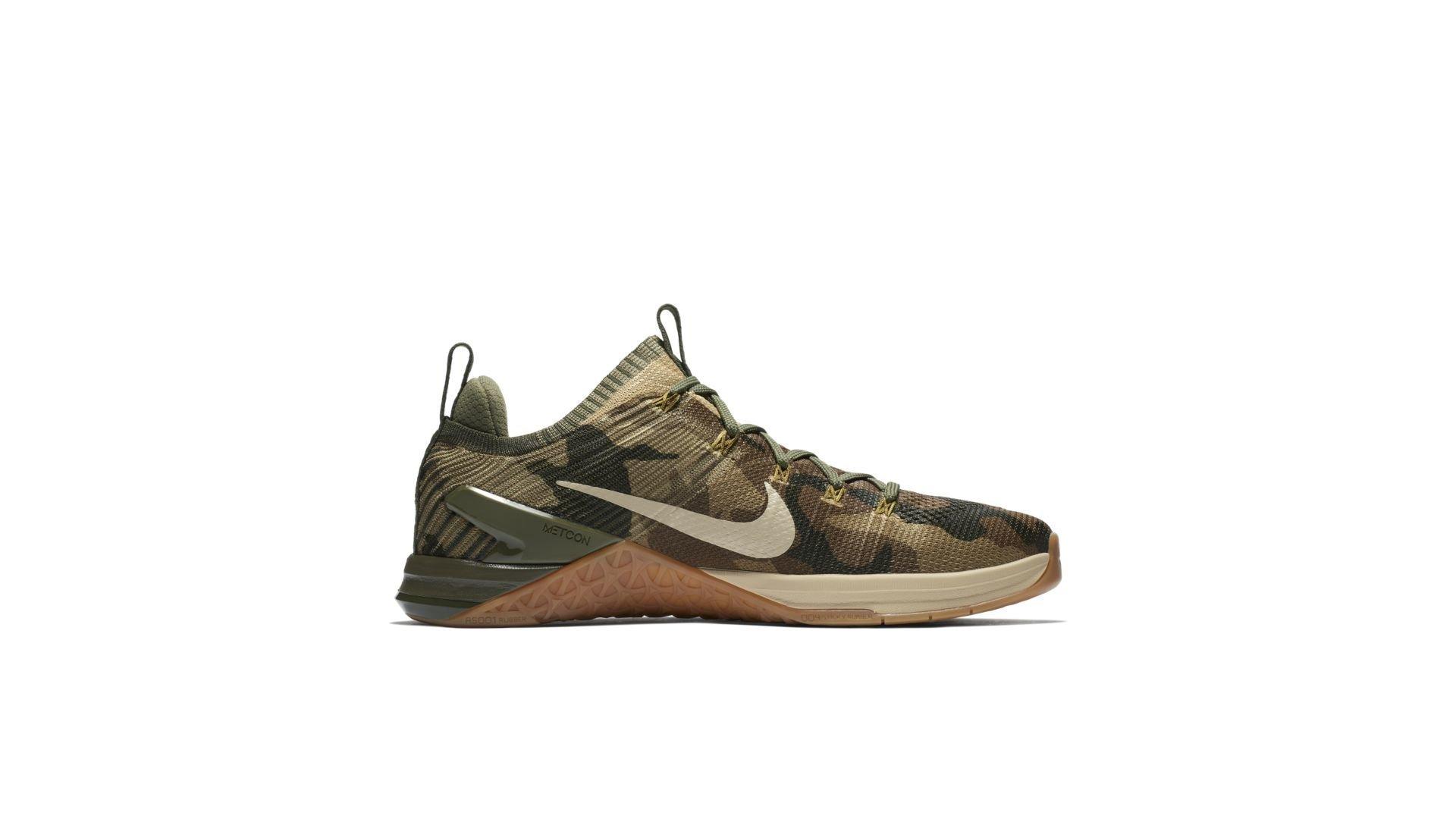 Nike Metcon DSX Flyknit 2 Army Camo (924423-300)