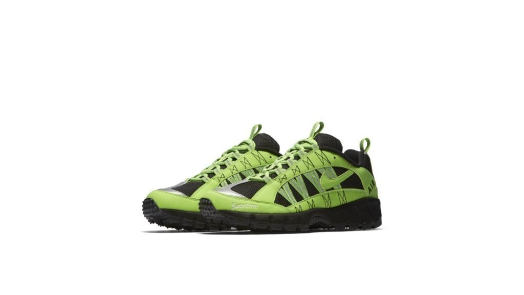 Air Humara 17 Supreme Action Green