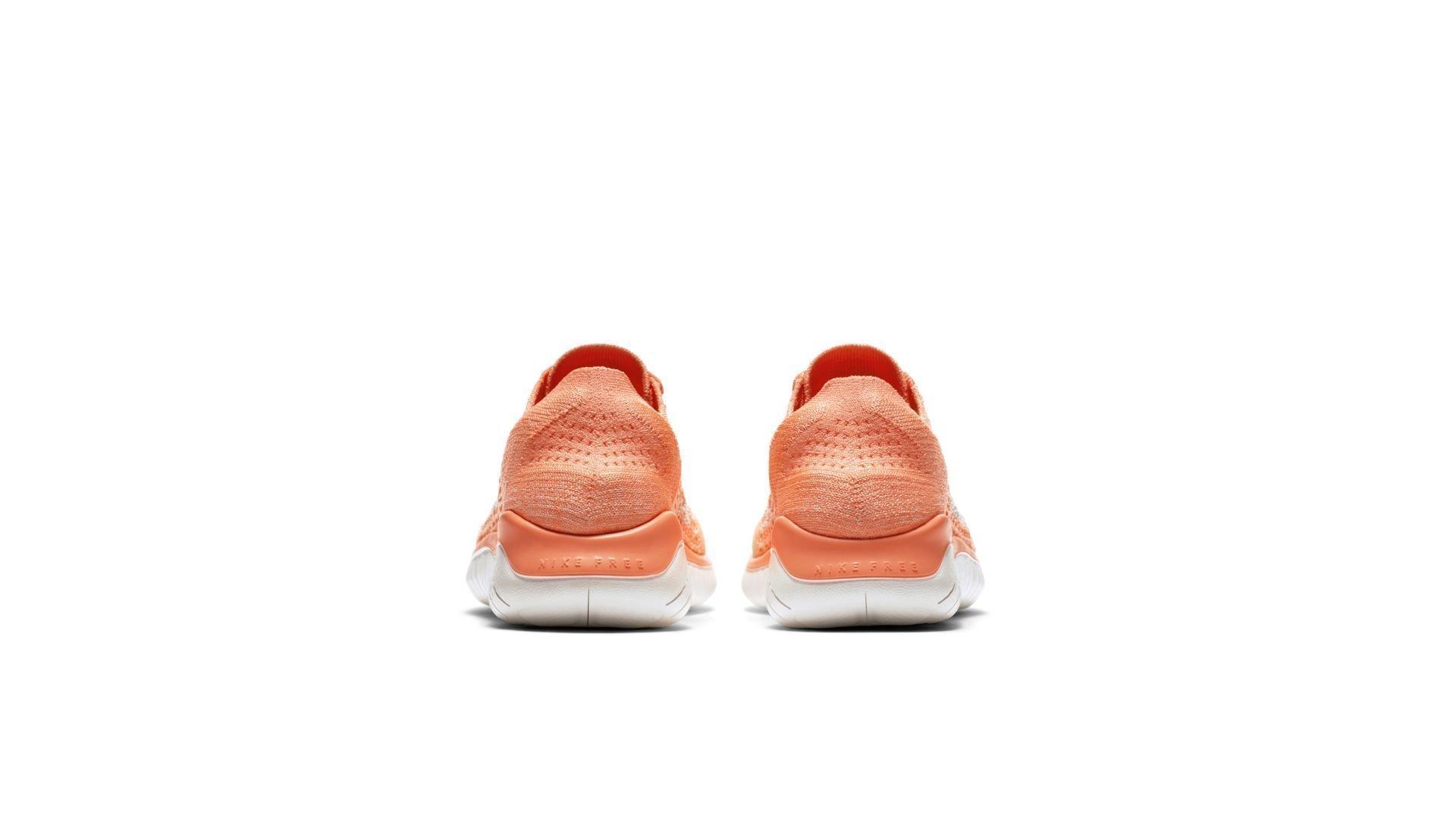 Nike Free RN Flyknit 2018 Crimson Pulse (W) (942839-801)