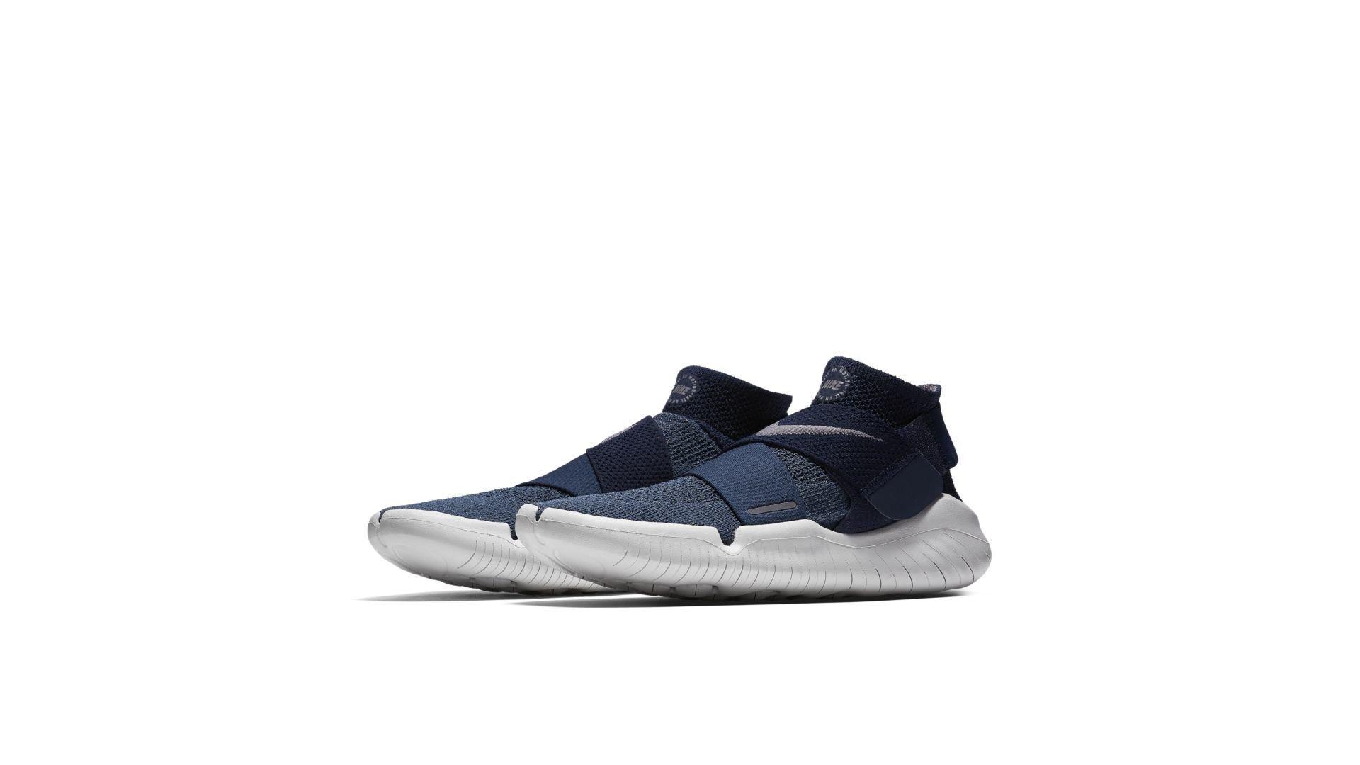Nike Free RN Motion Flyknit 2018 Squadron Blue (942840-400)
