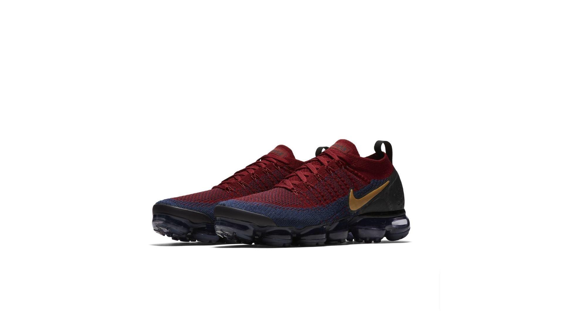 Nike Air VaporMax 2 Team Red Obsidian (942842-604)