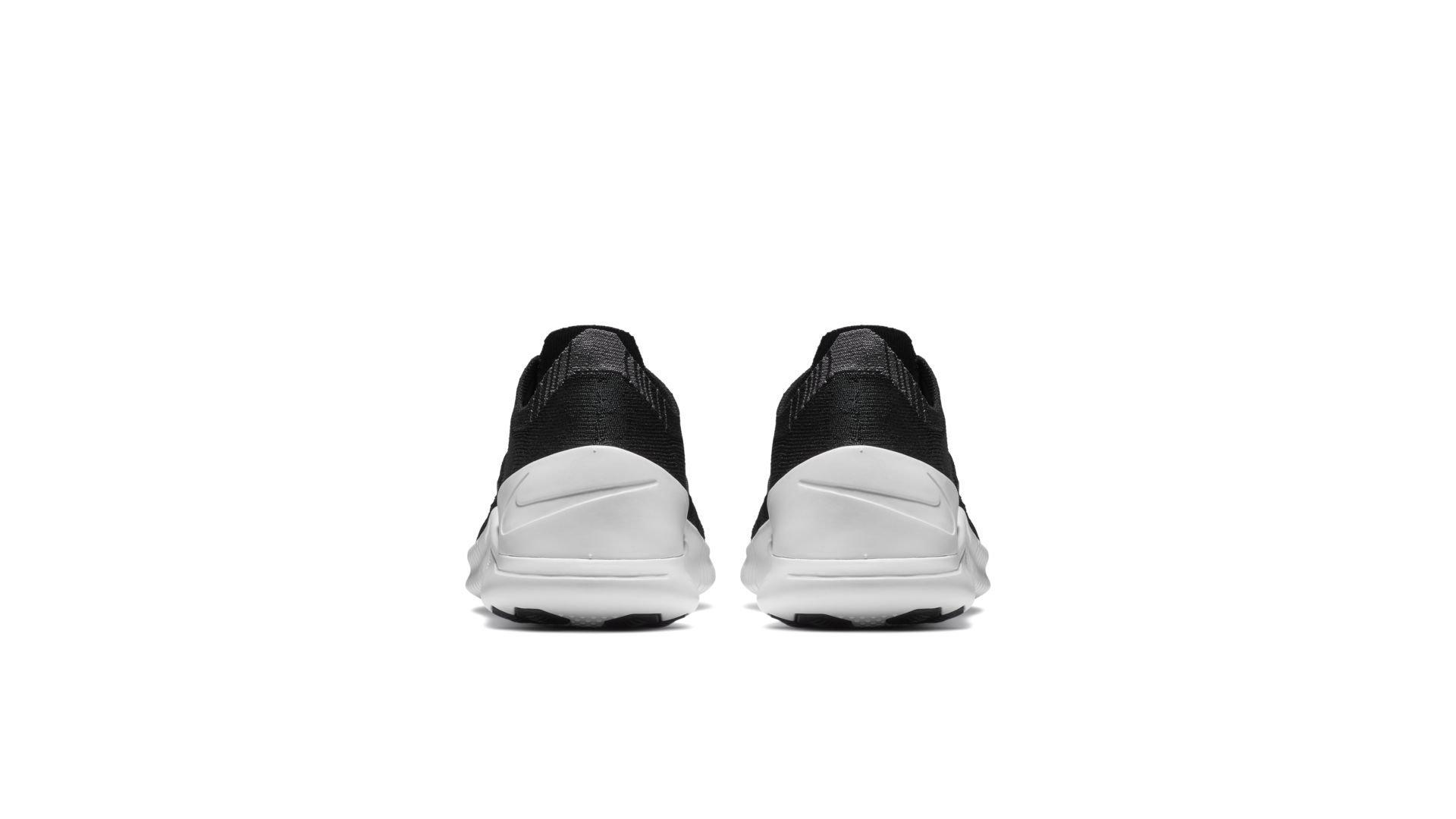 Nike Free TR Flyknit 3 Black White Dark Grey (W) (942887-001)