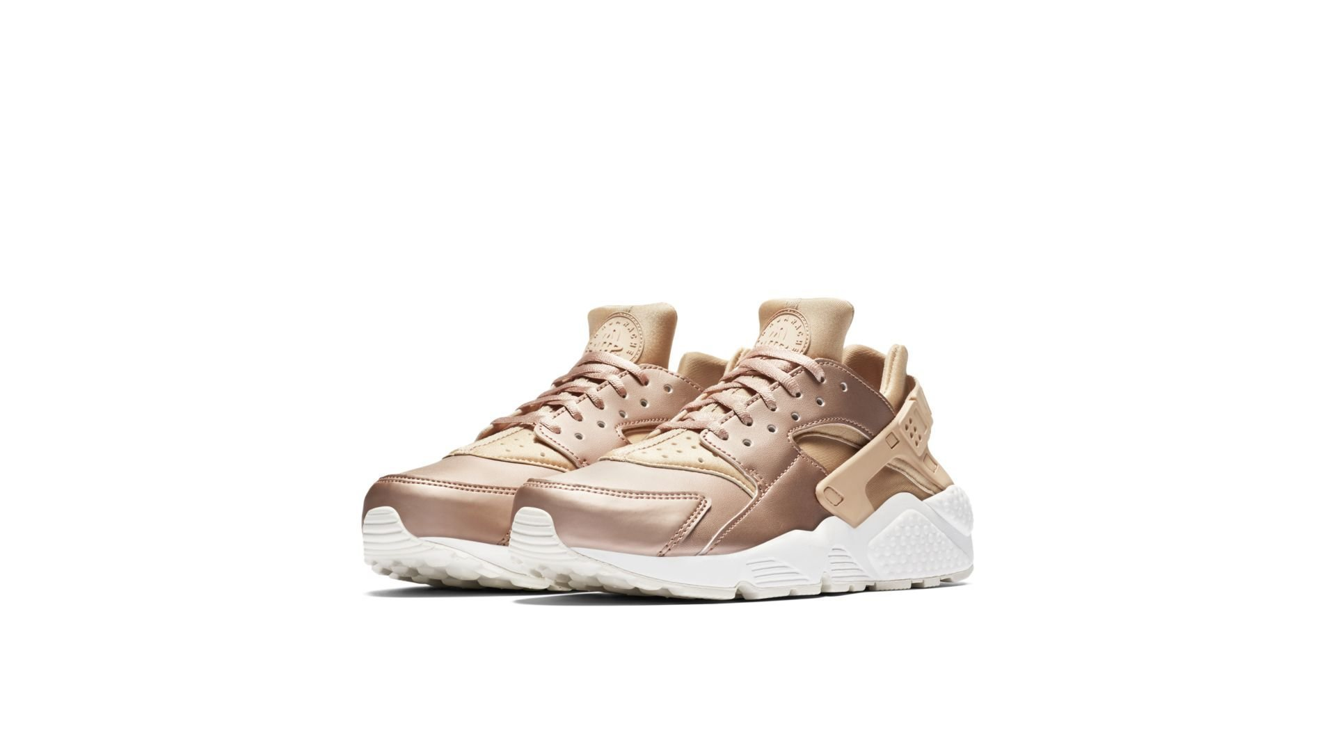 Nike Air Huarache Run Metallic Red Bronze (W) (AA0523 200)