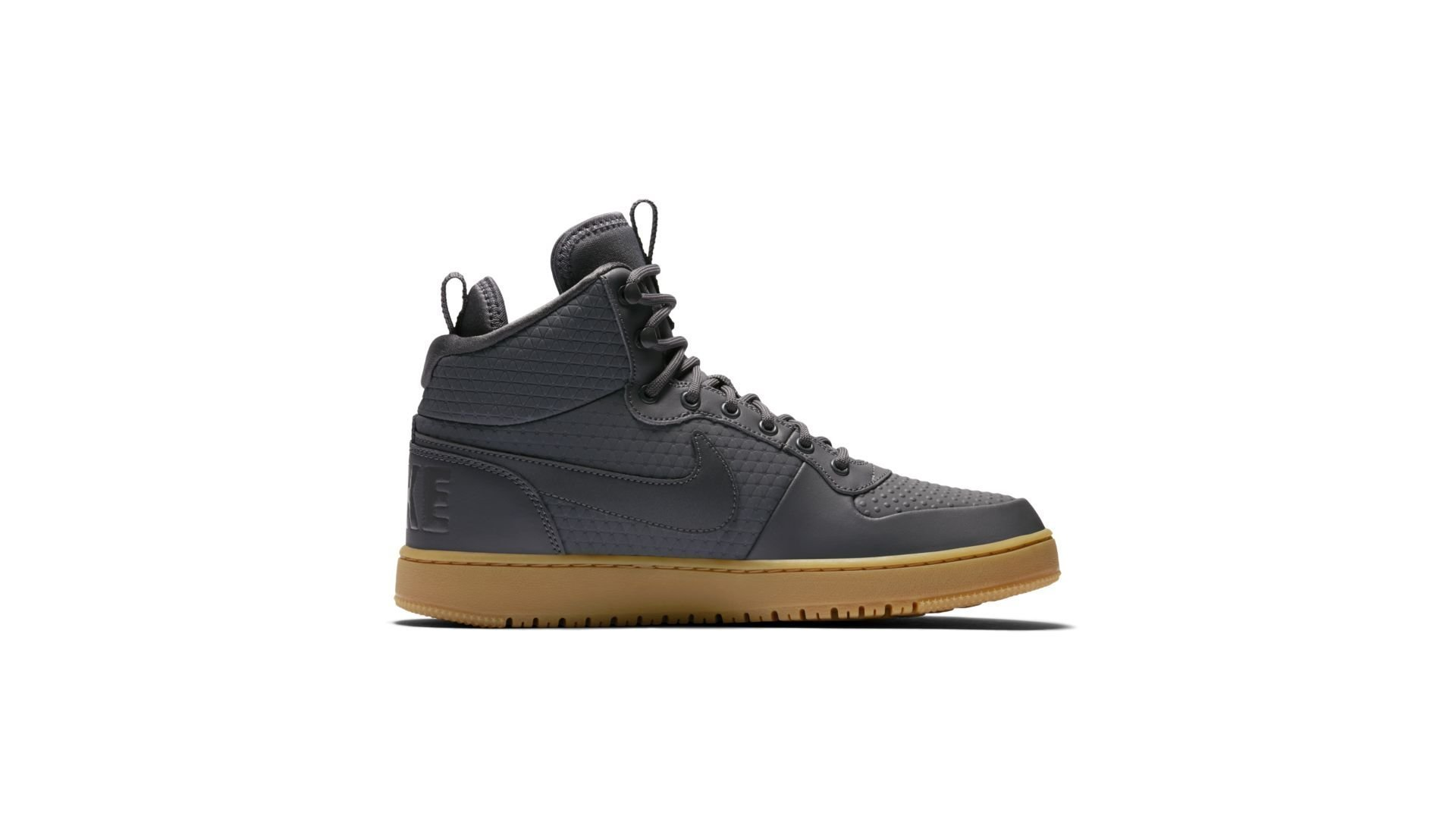 Nike Court Borough Mid Winter Dark Grey (AA0547-001)
