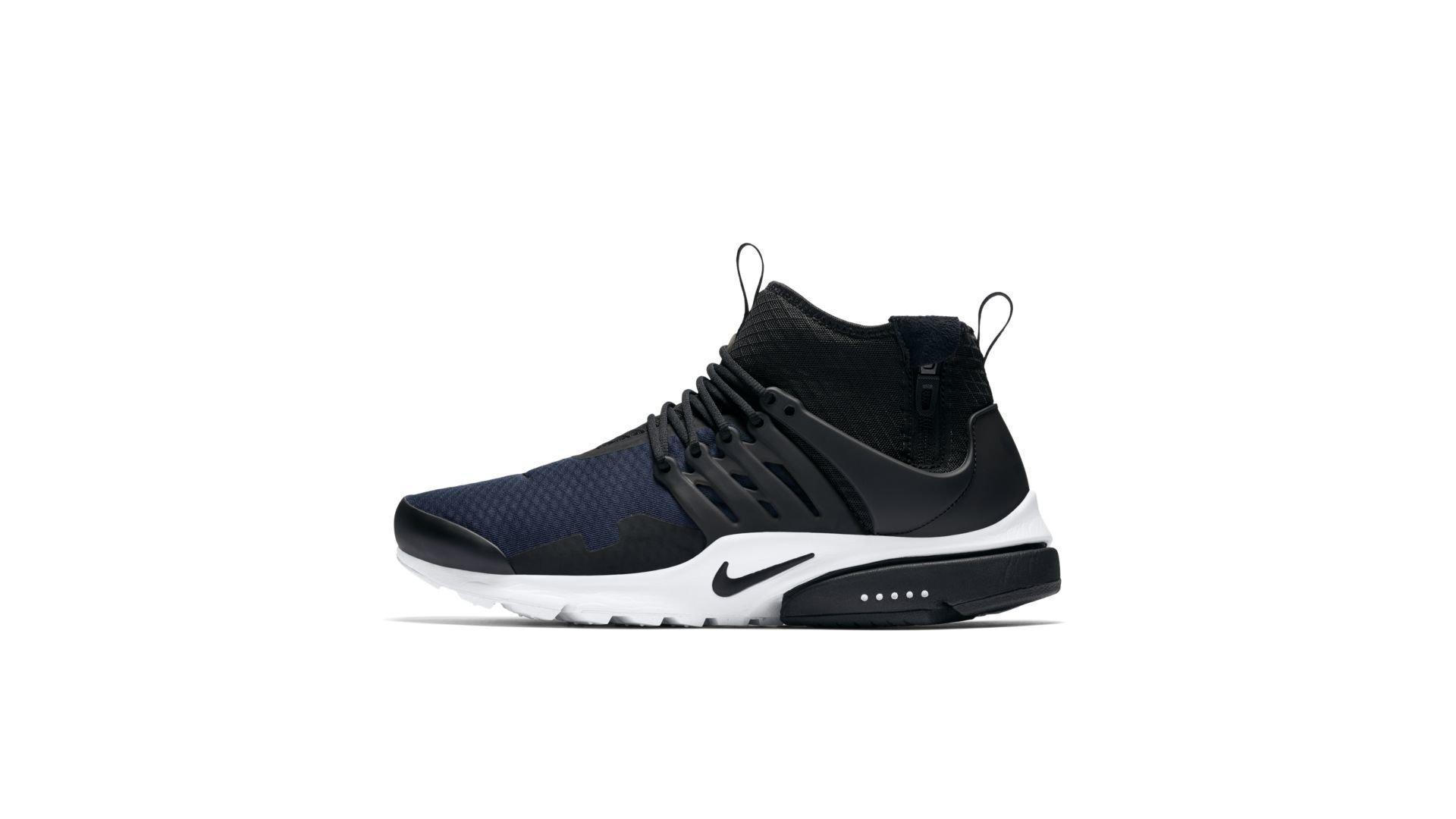 Nike Air Presto Mid Obsidian Black (AA0868-005)