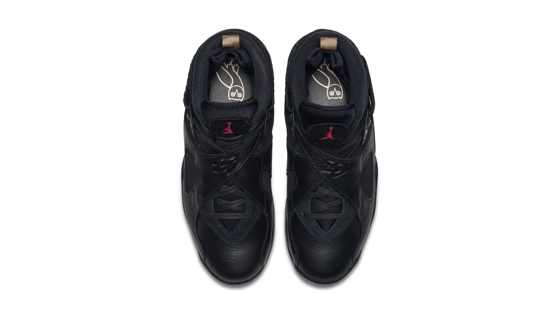 Jordan 8 Retro OVO Black (AA1239-045)