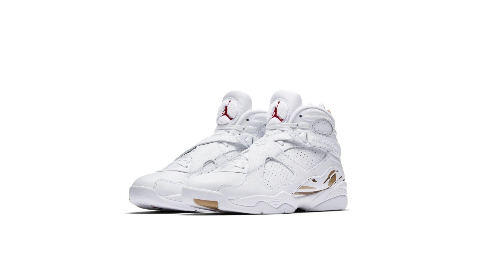 Jordan 8 Retro OVO White (AA1239-135)
