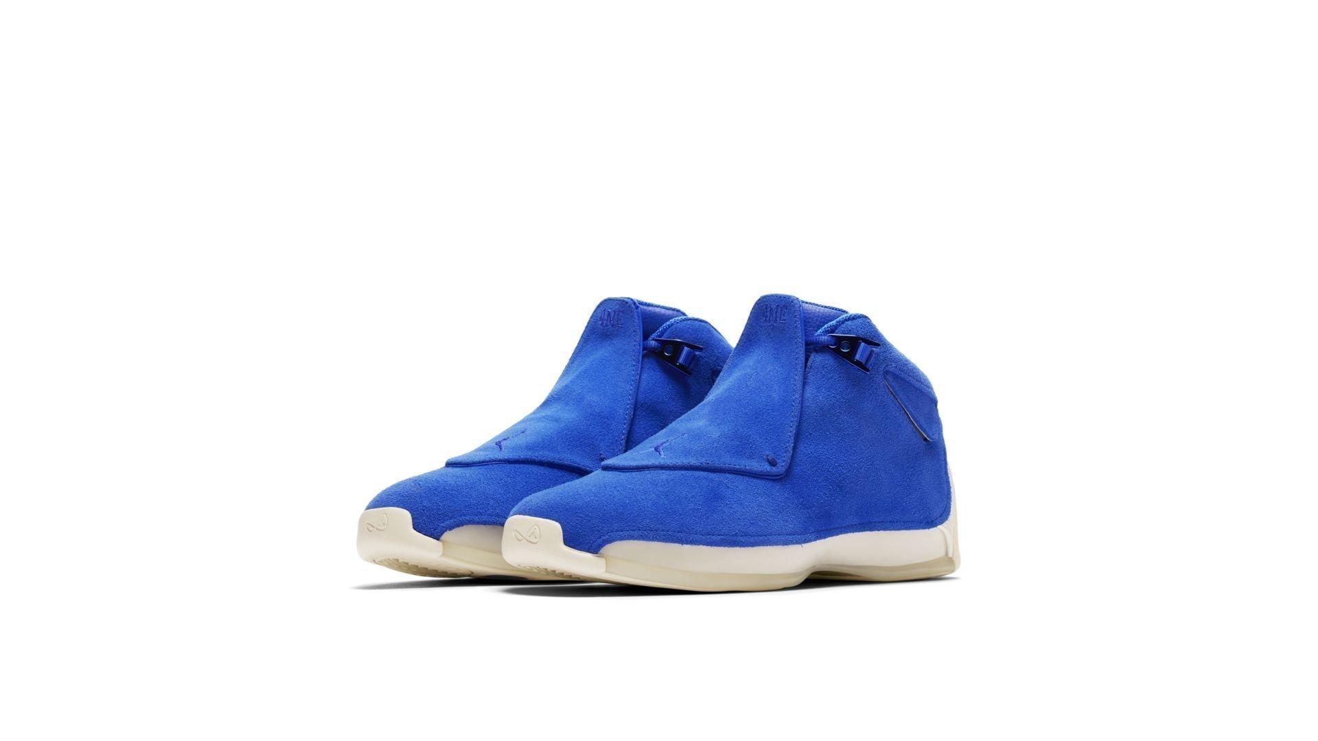 Jordan 18 Retro Racer Blue (AA2494-401)