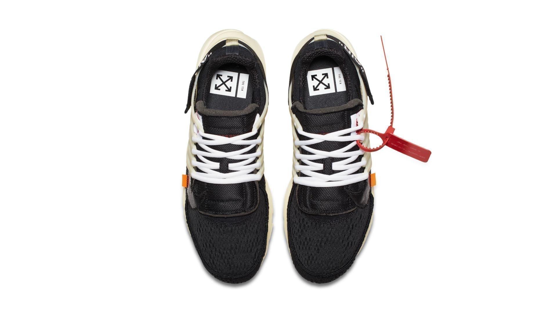 Nike Air Presto Off-White (AA3830-001)