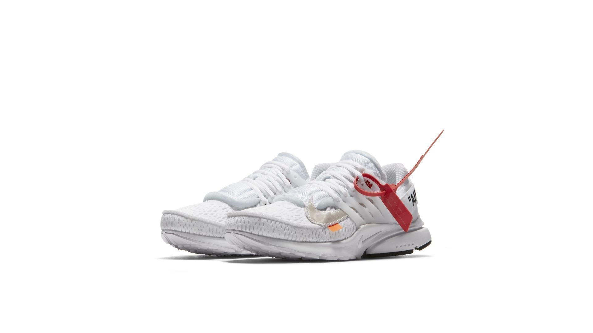 Nike Air Presto Off-White White (2018) (AA3830-100)