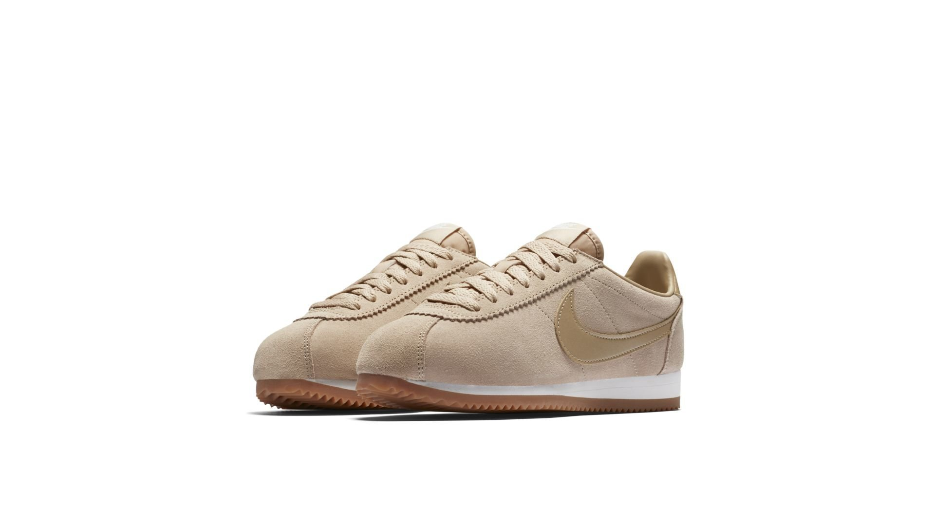 Nike Classic Cortez Suede Mushroom (W) (AA3839-200)