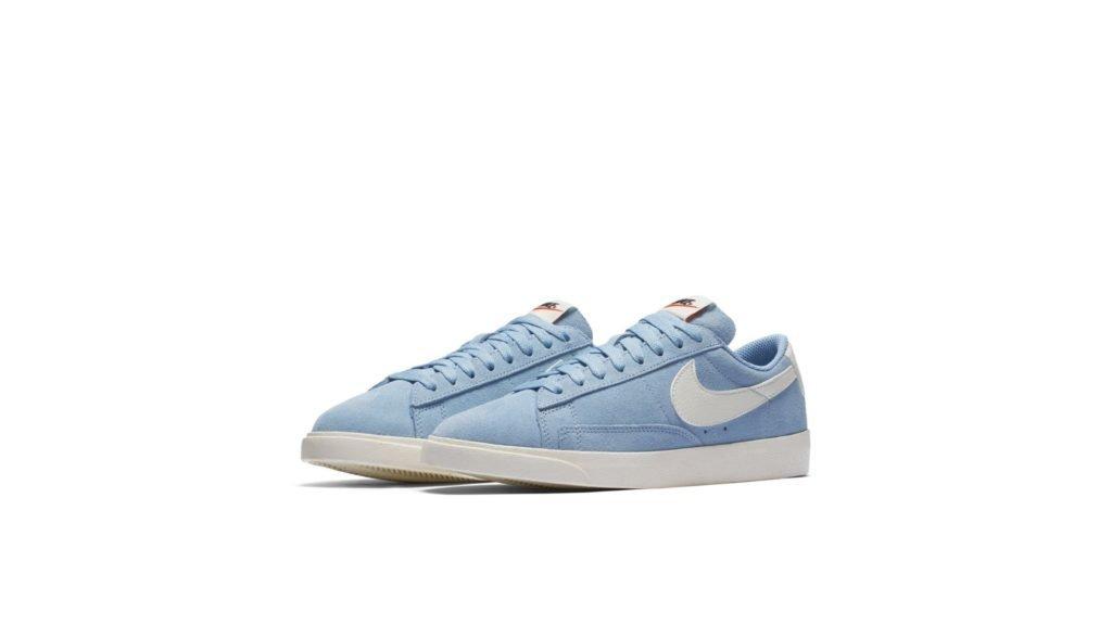 Nike Blazer Low Leche Blue (W)