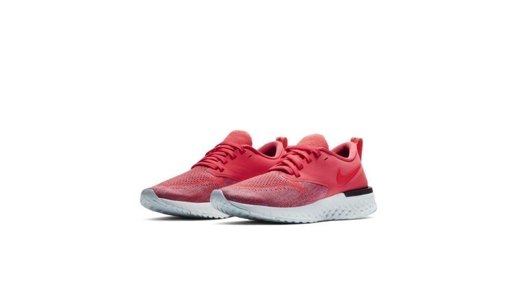Nike Odyssey React 2 Flyknit Ember Glow (W)