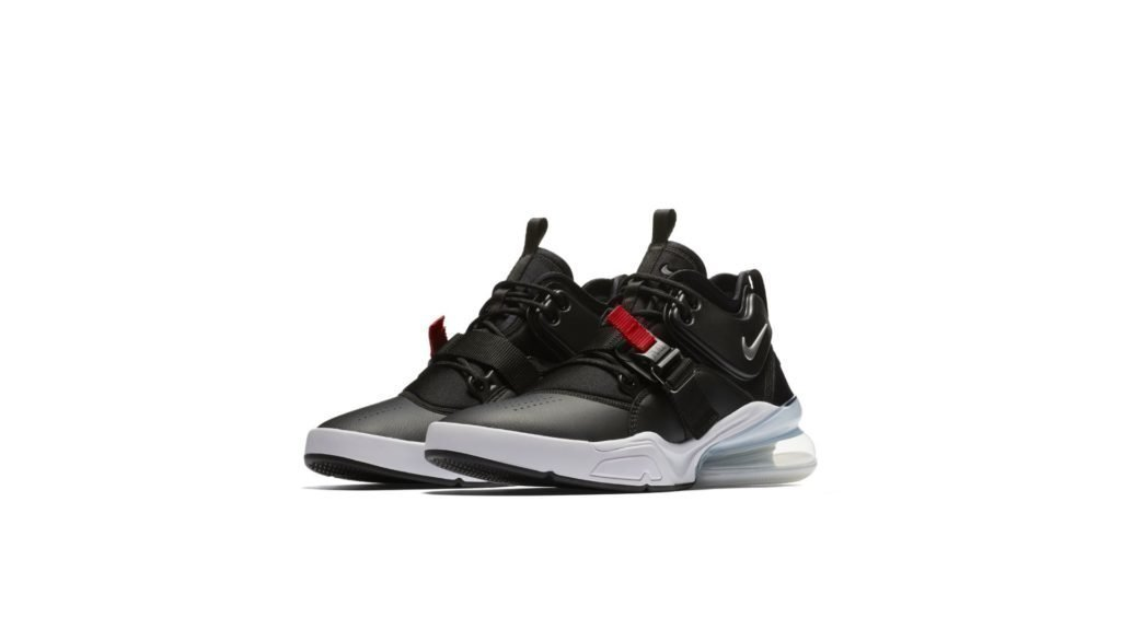 Air Force 270 Black White