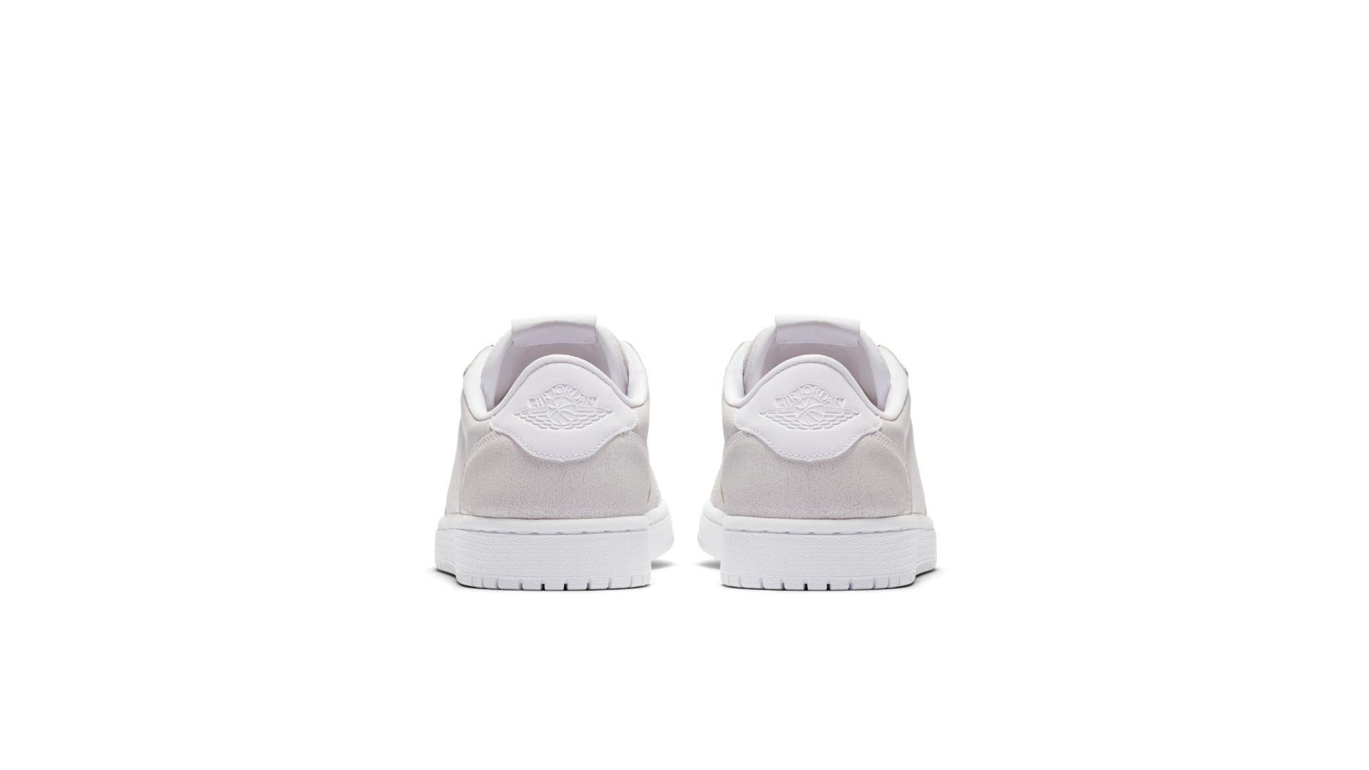 Jordan 1 Retro Low NS White (W) (AH7232-100)