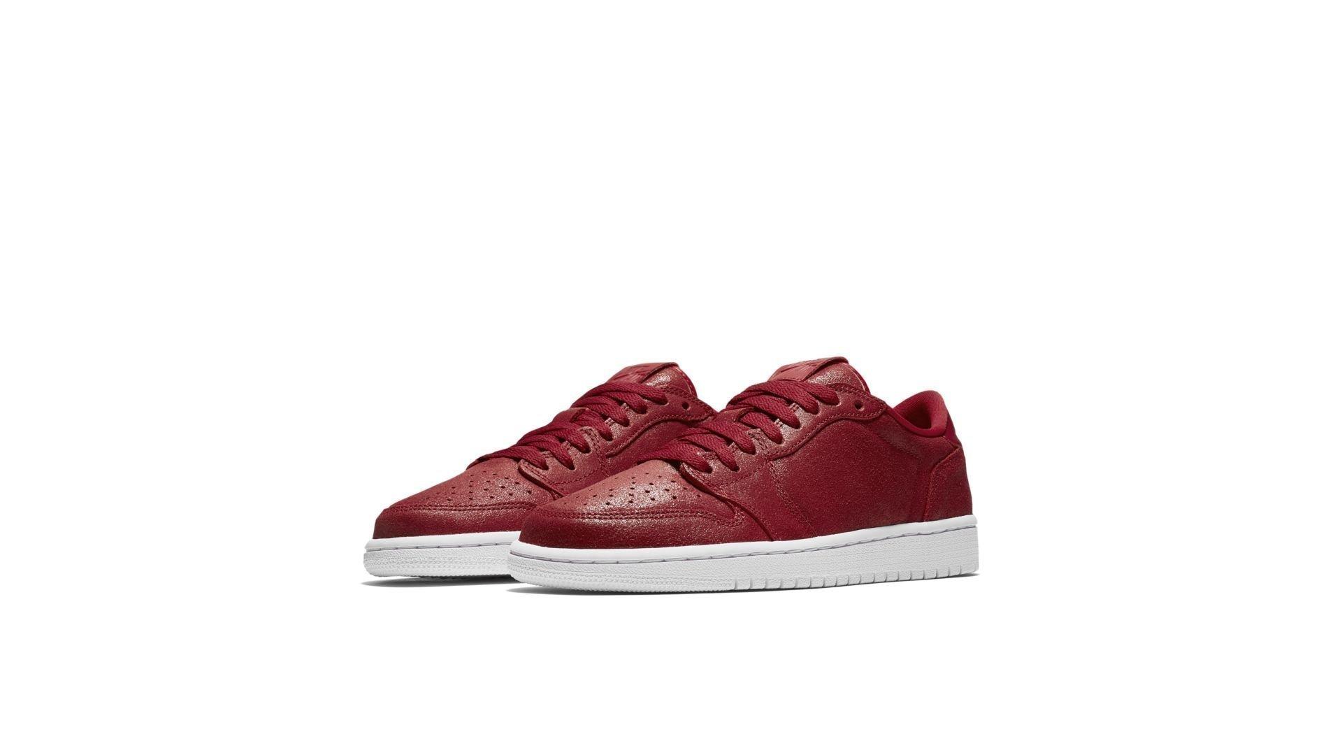 Jordan 1 Retro Low NS Gym Red White (W) (AH7232-623)