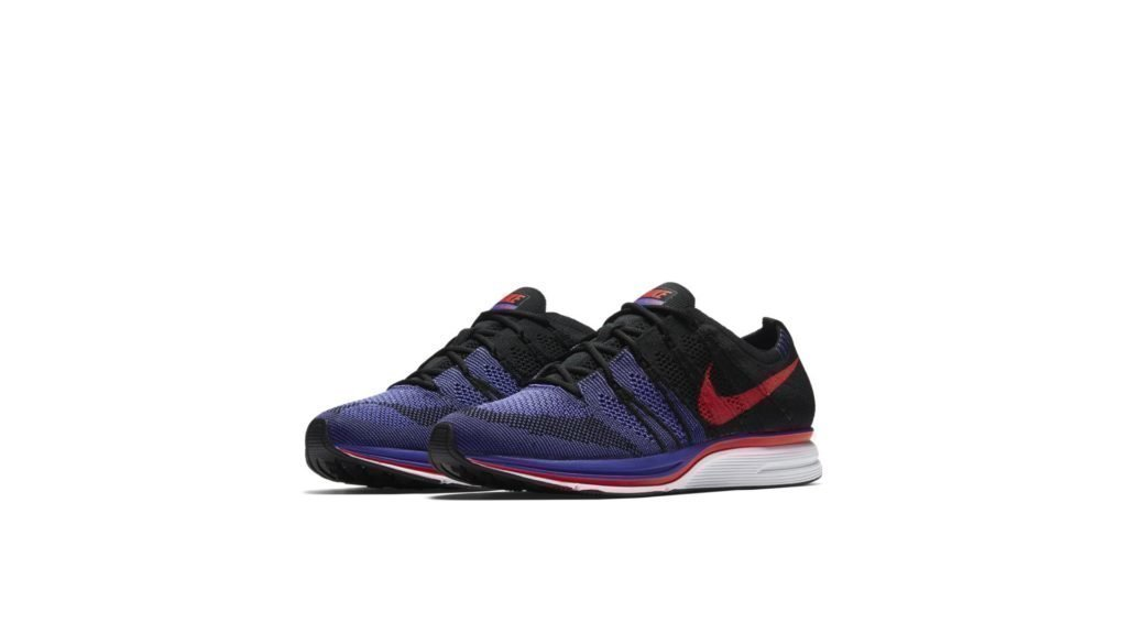 Flyknit Trainer Siren Red Persian Violet