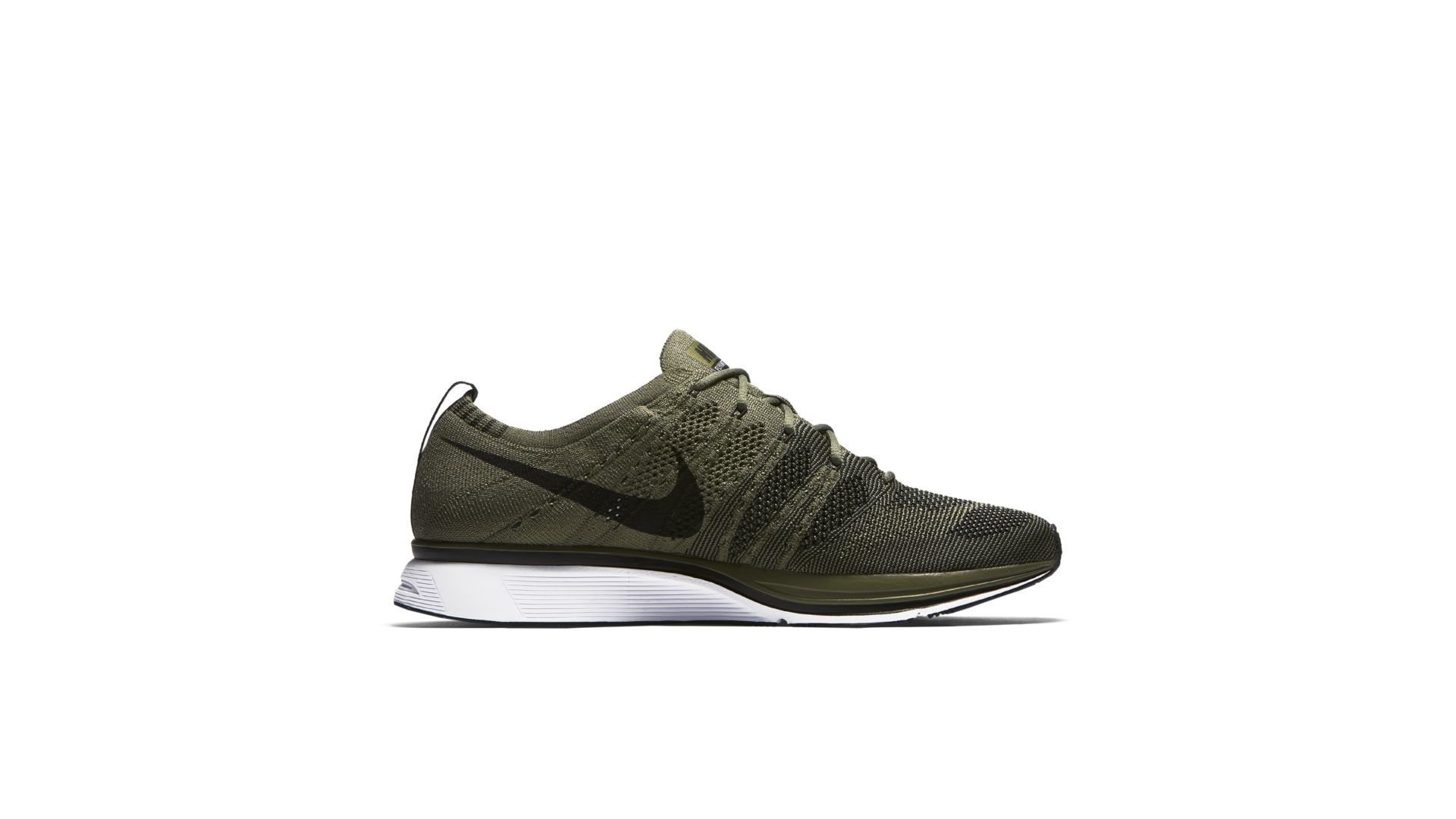 Nike Flyknit Trainer Medium Olive (AH8396-200)