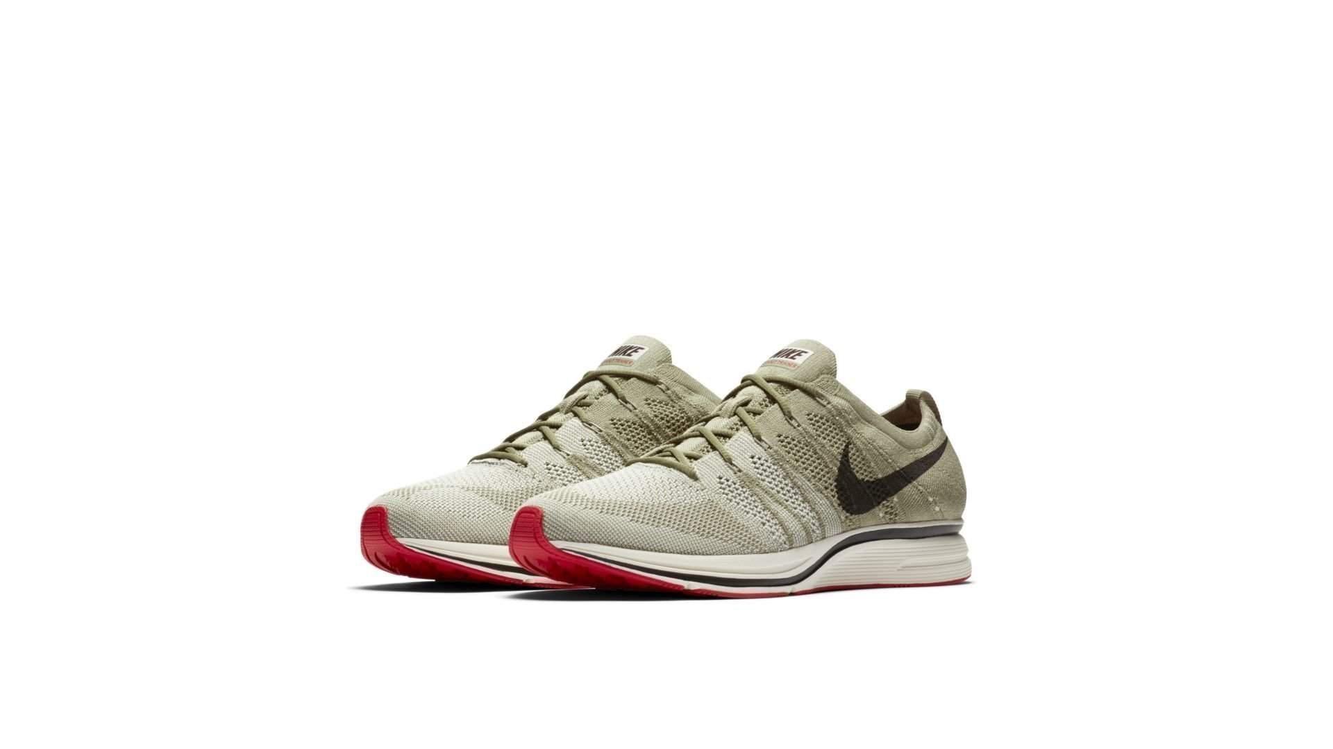 Nike Flyknit Trainer Neutral Olive (AH8396-201)