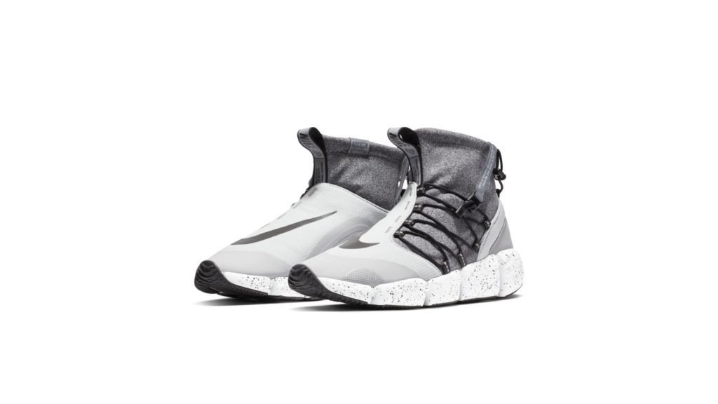 Air Footscape Mid Utility DM Wolf Grey