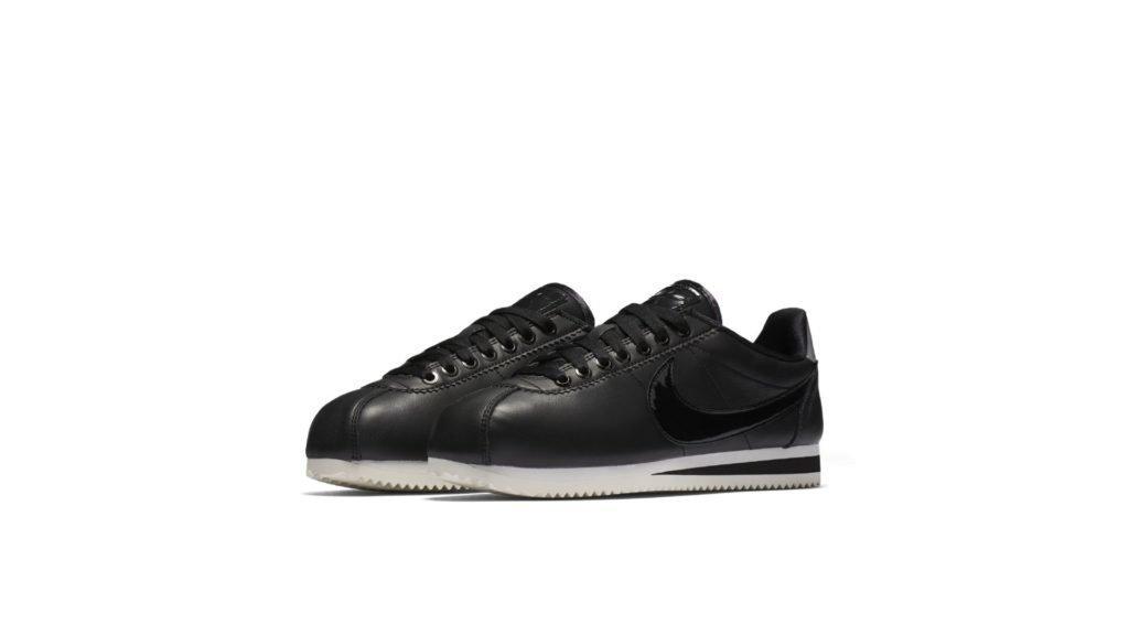 Nike Classic Cortez Black Patent (W)