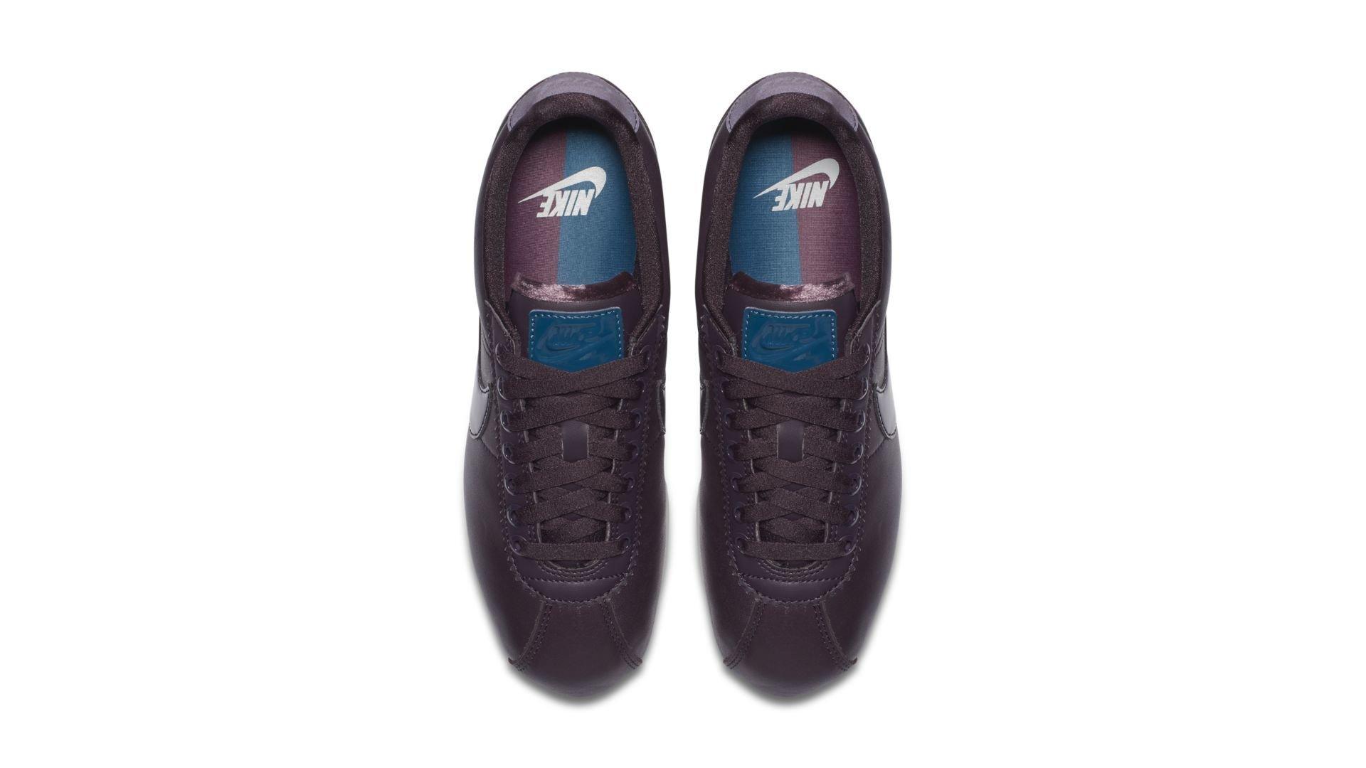 Nike Classic Cortez Nocturne Port Wine (W) (AJ0135-600)