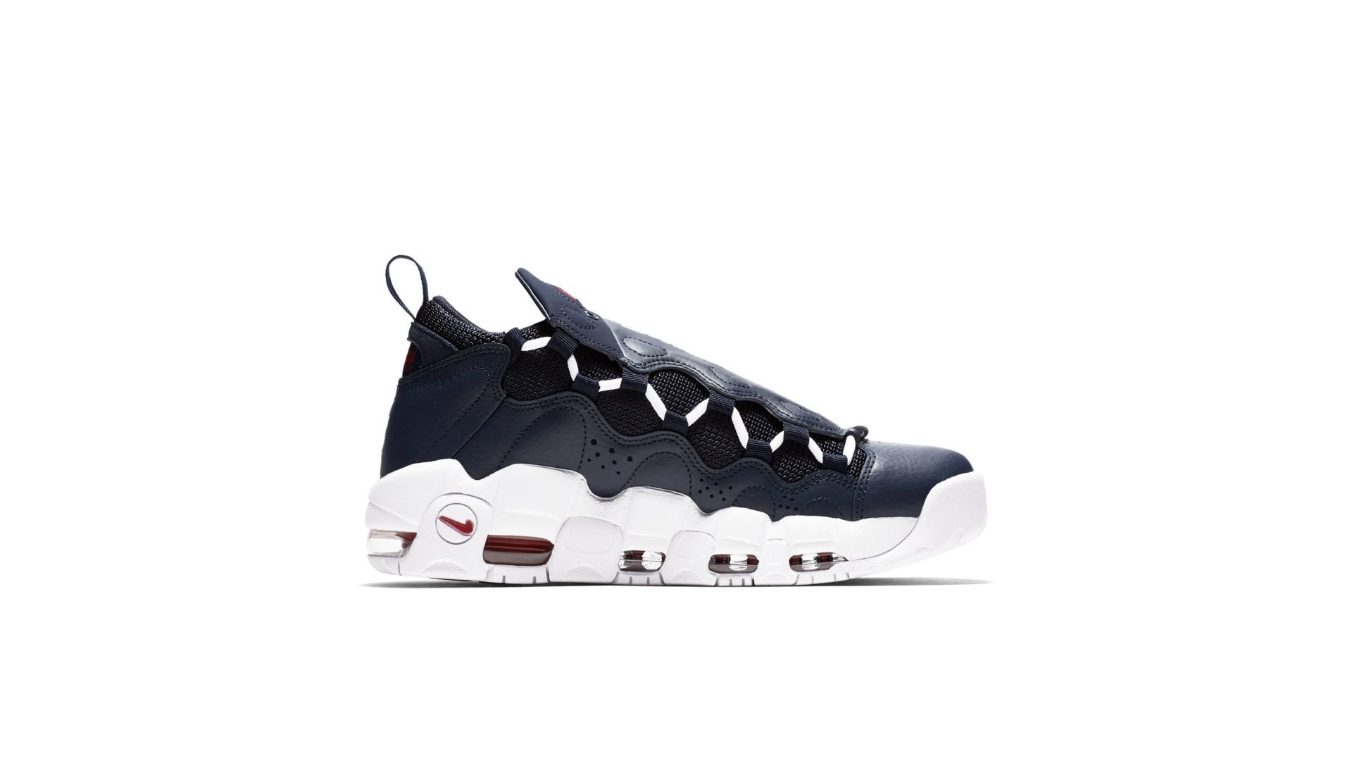 Nike Air More Money Obsidian (AJ2998 400)