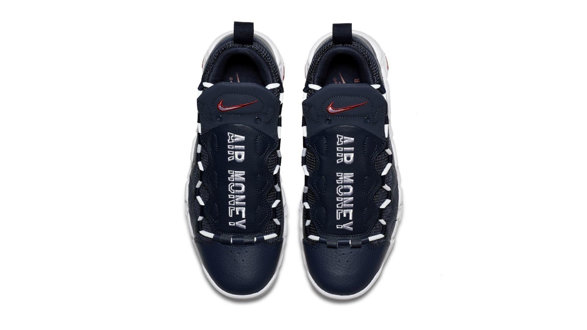 Nike Air More Money Obsidian (AJ2998-400)