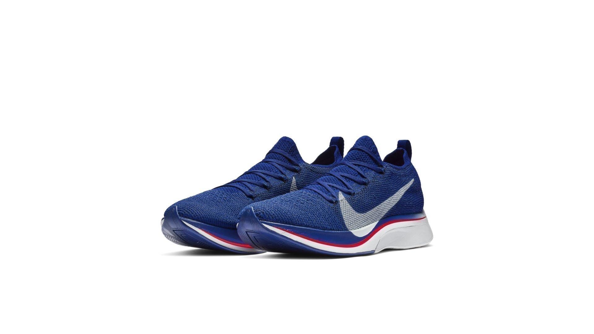 Nike Vaporfly 4% Flyknit Deep Royal Blue (AJ3857-400)