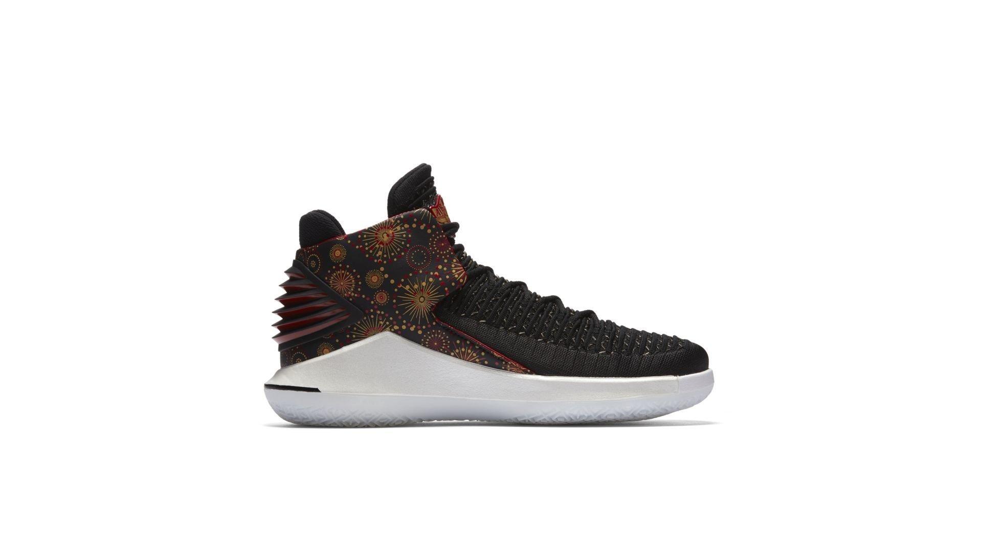 Jordan XXXII Chinese New Year (2018) (AJ6331-042)