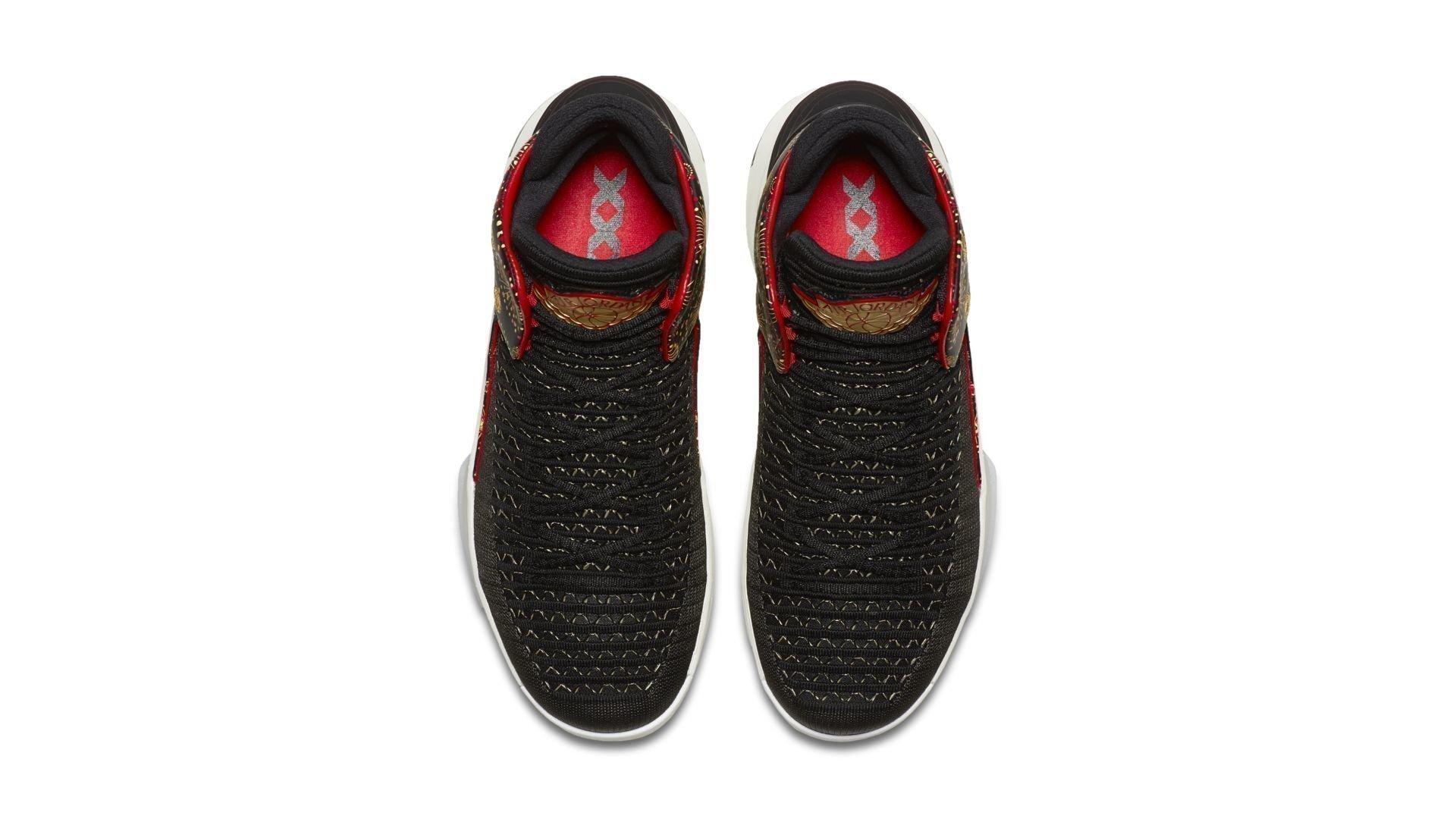 Jordan XXXII Chinese New Year 2018 (China Release) (AJ6333-042)