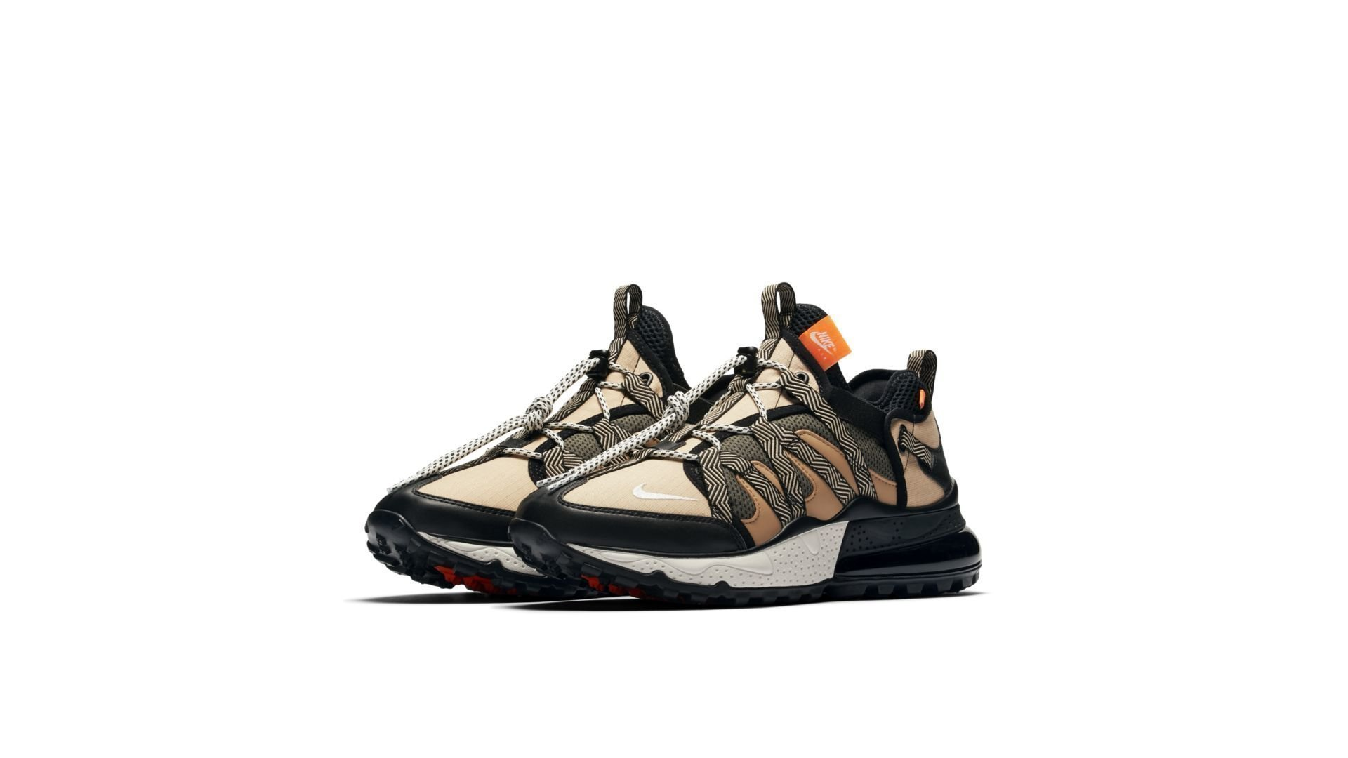Nike Air Max 270 Bowfin BlackPhantom Desert AJ7200 001